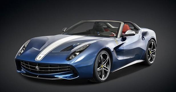 Ferrari F60 America : pour les 60 ans de la marque aux USA