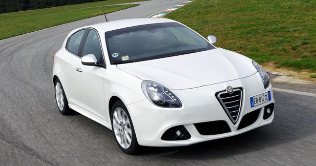 Série spéciale : l'Alfa Giulietta en mode Super