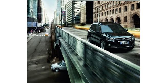 Le Volkswagen Tiguan en série Sport & Style