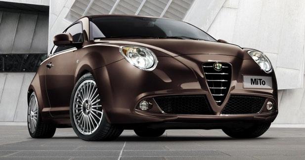 Une gamme MiTo renouvelée chez Alfa Roméo