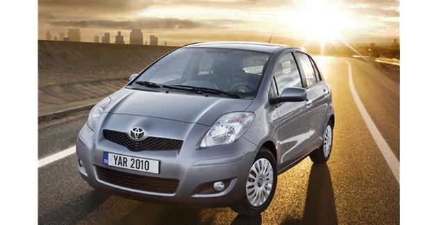 Toyota : une nouvelle gamme Yaris pour 2011
