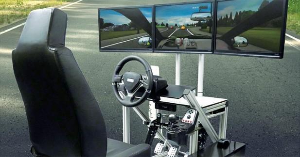 Testez votre conduite sur simulateur cet été dans les centres de contrôles techniques