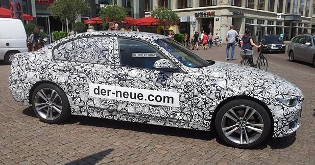Jaguar trompe les passants en camouflant une ''fausse'' XE
