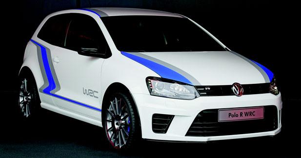 Volkswagen Polo R WRC : du rallye à la route