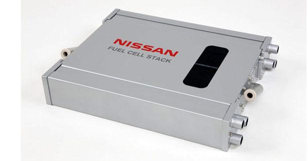 Nissan avance sur l'hydrogène