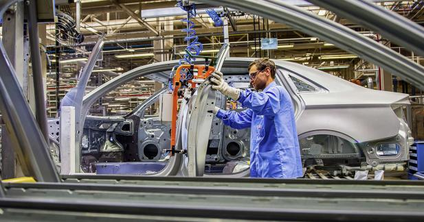 Audi ouvre sa première usine en Amérique latine