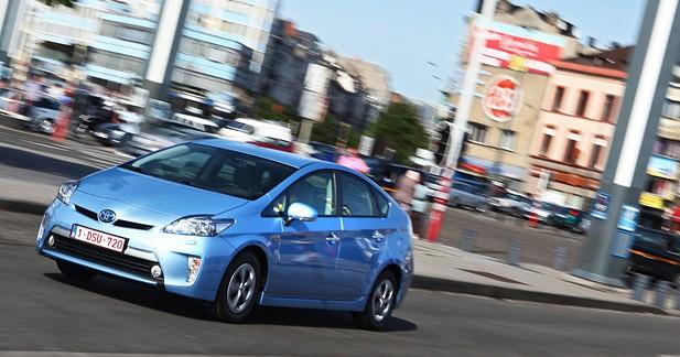Toyota s'essaie à la recharge par résonance magnétique