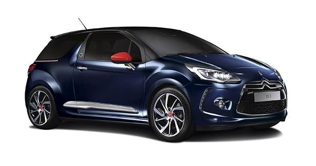 Citroën lance la DS3 Ines De la Fressange Paris
