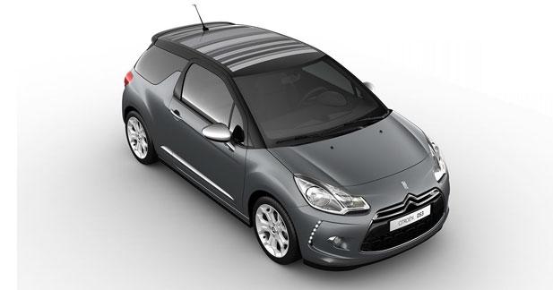 DS3 Graphic Art et Just Mat : deux nouvelles séries limitées chez Citroën