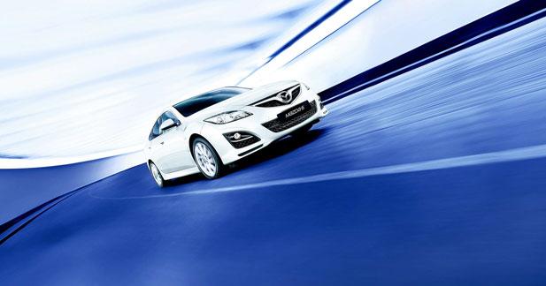 Mazda6 Hikari : une série spéciale élégante et high tech