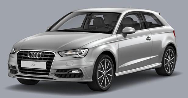 Audi A3 Sport Design : il n'y en aura pas pour tout le monde