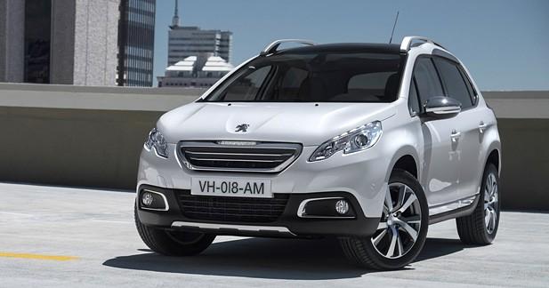 Mondial Auto : Peugeot 2008 et 3008 Crossway, séries suréquipées