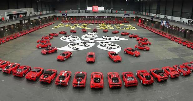 Ferrari célèbre ses trente ans de présence à Hong-Kong