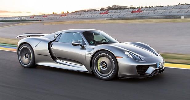 Et si AMG préparait une rivale de la Porsche 918 Spyder ?