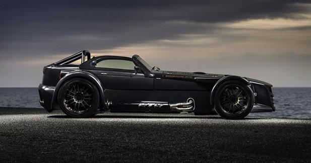 Donkervoort D8 GTO Edition Bare Naked Carbon: la supercar se met à nu