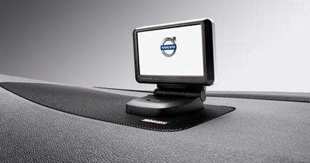 Rappels de GPS Garmin chez Volvo