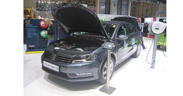 LC Super Hybrid : une hybride low cost au salon de Genève