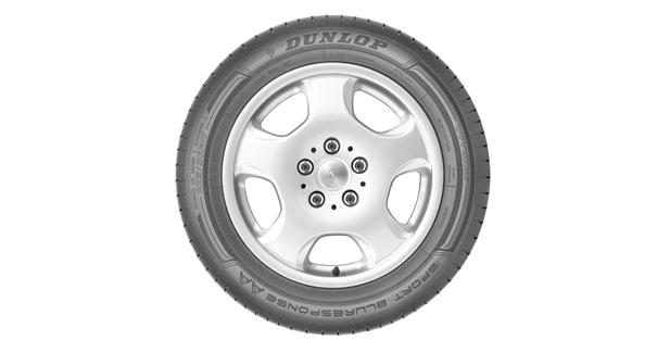 Dunlop Sport BluResponse : le premier pneu AA