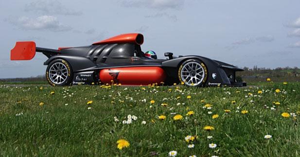La Green GT H2 ne sera pas au départ des 24 h du Mans