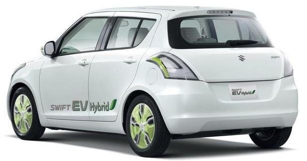 La Suzuki Swift avec range extender sera à Genève