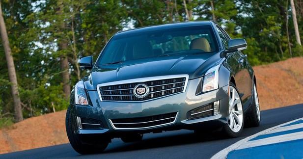 La Cadillac ATS aura le droit à son coupé