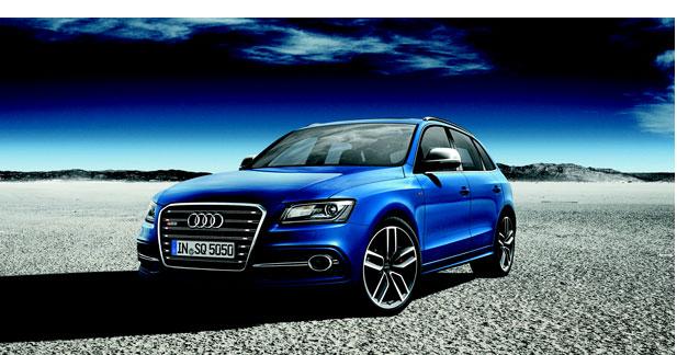 Une série exclusive pour l'Audi SQ5 TDI