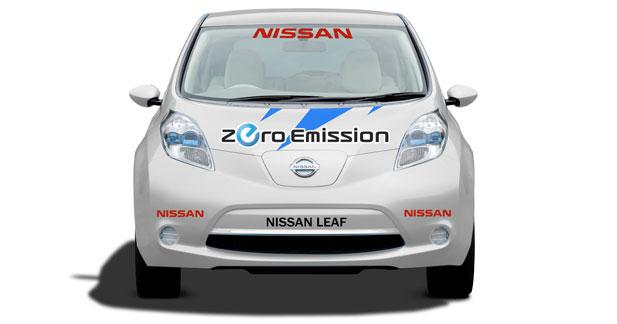 La Nissan Leaf à l'assaut de Pikes Peak