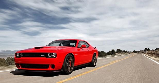 Dodge Challenger SRT ''Hellcat'' : 707 chevaux pour sa Muscle-Car