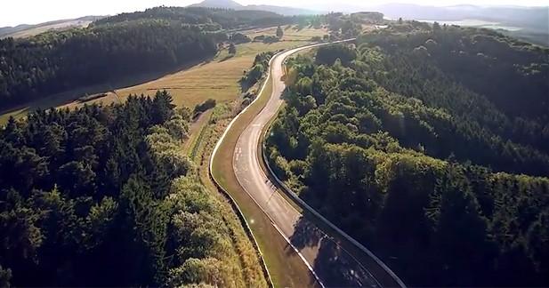 Le Nürburgring fête son rachat avec de superbes images
