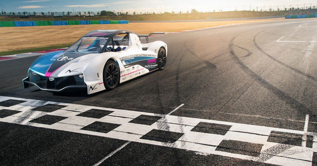Noao : une sportive électrique made in Magny Cours