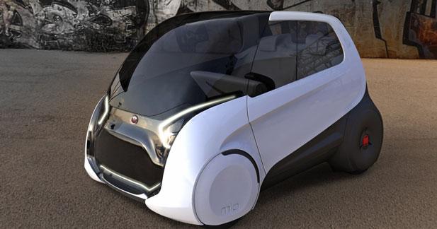 Fiat Mio : le premier concept car participatif