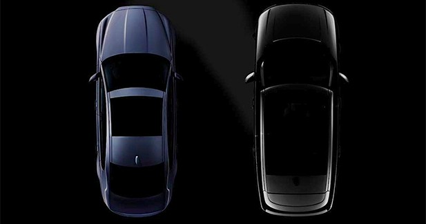 Land Rover dévoilera deux modèles au salon de New-York