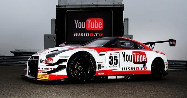 Nissan : une Nismo.TV sur YouTube