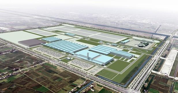 Kia construit une 3ème usine en Chine