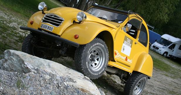 Val d'Isère 2007 : tout pour le 4x4