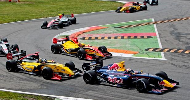 WSR 3.5 – Monza: Les rookies toujours au top