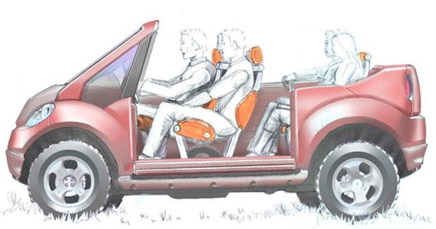 Véhicules MDI : des voitures qui ne manquent pas d'air