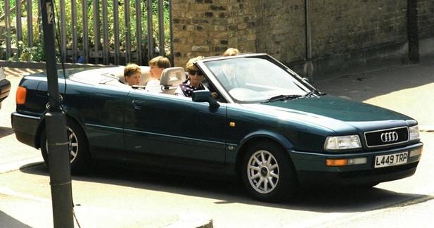 L'Audi 80 de Lady Di mise en vente