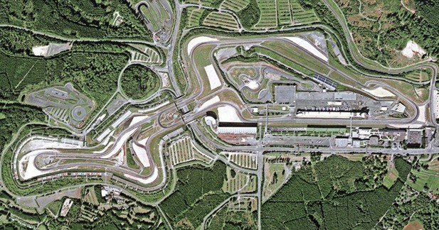 Le circuit du Nürburgring est à vendre