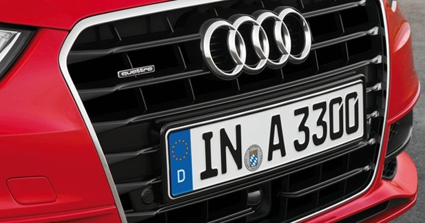 Ventes 2012 : Audi est en grande forme et remercie ses collaborateurs