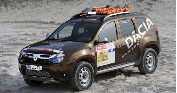 Départ ce samedi du Rallye des Gazelles