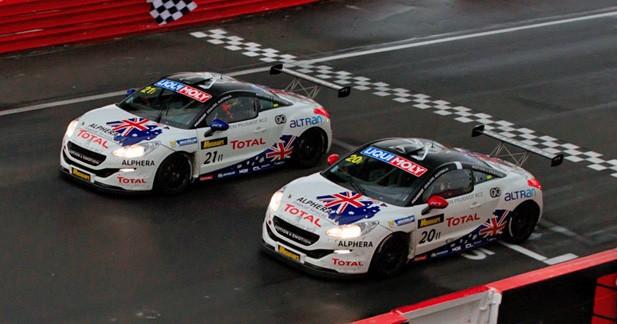 12 Heures de Bathurst : La Peugeot RCZ gagne aux antipodes