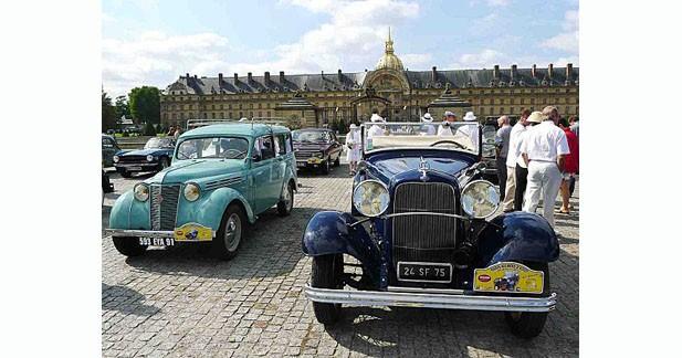 La 5ème traversée estivale de Paris aura lieu le 29 juillet