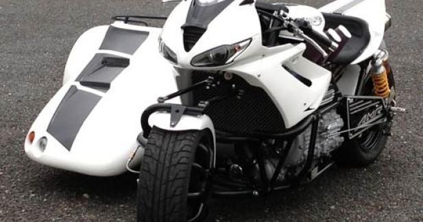 Vittel Bike met la Rocket III sur trois roues !