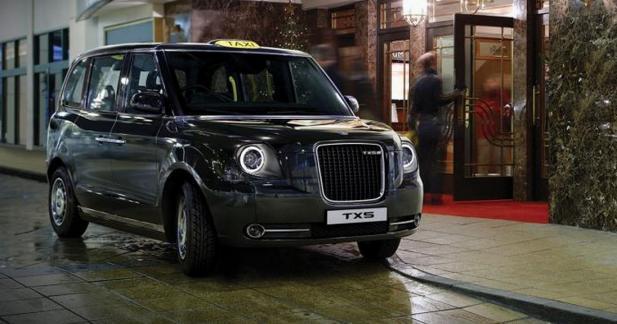 Les Londoniens ont un nouveau taxi