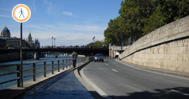 Paris répond aux critiques sur l'aménagement des voies sur berges