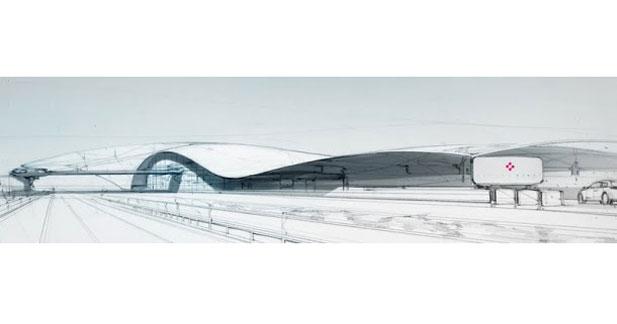 Les aires de repos du futur chez Vinci Autoroutes
