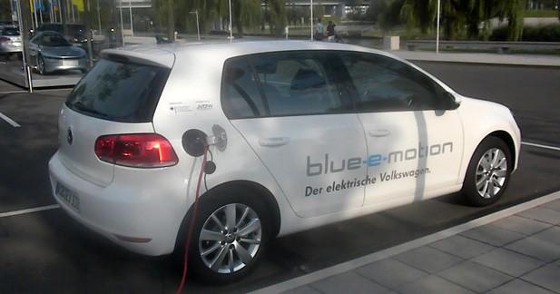 Volkswagen ne perd pas de temps sur l'électrique
