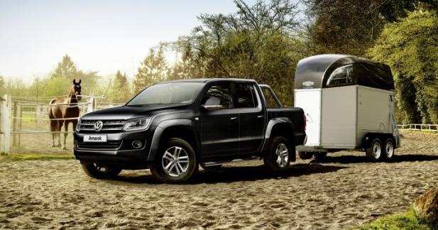 Volkswagen lance l'Amarok Hunter