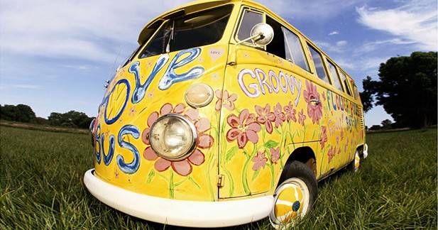 Volkswagen Combi : la soixantaine pétillante !